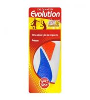 Calcanheira Gel Evolution Palterm - Tam 38 ao 44
