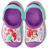 Babucha Crocs Infantil Ariel