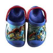 Babucha Infantil Crocs Boys Creative Superman