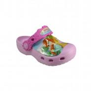 Babucha Infantil Crocs Princess