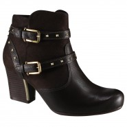 Bota Ankle Boot Comfortflex