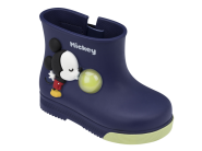 Bota Infantil Grendene Mickey e Minnie Bubble