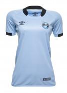 Camisa Feminina Umbro Grêmio Oficial II 2017