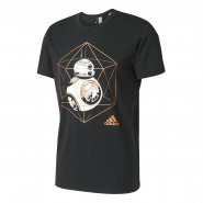 Camiseta Masculina Adidas Star Wars MC BB8