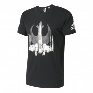 Camiseta Masculina Adidas Star Wars X-Wing