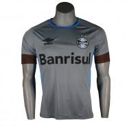 Camiseta Masculina Umbro Grêmio Treino 2016 Sem Número