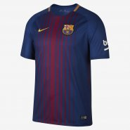 Camiseta Nike Barcelona Dry Stadium Home 2017/18