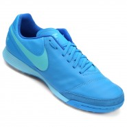 Chuteira Society Nike Tiempo Genio Leather II
