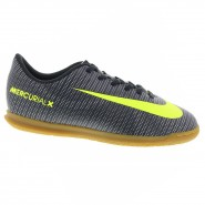 Indoor Nike Infantil Mercurial X Vortex 3CR7 IC