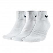 kit C/ 3 Meias Nike Quarter Cano Médio (34 ao 43)