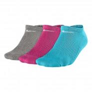 Kit C/3 Meias Nike Cushio (34 ao 39)