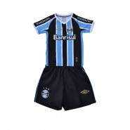 Kit Umbro Infantil Grêmio Oficial Jogo 1 2015