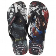 Sandália Havaianas Batman vs Superman