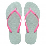 Sandália Havaianas Slim Logo Pop-Up
