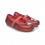 Sapatilha Infantil Crocs Keeley Flat Mônica
