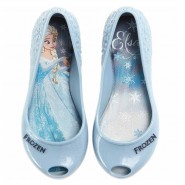 Sapatilha Infantil Grendene Frozen Ice Light (Com Luz)