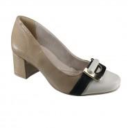 Sapato Comfortflex Salto Médio