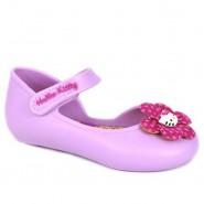 Sapato Infantil Grendene Hello Kitty Flowers Baby
