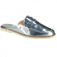 Sapato Mule Feminino Cravo e Canela
