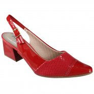 Sapato Mule Piccadilly Maxitherapy