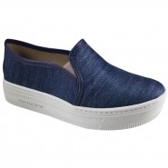 T�nis Via Marte Slip On Sola Alta