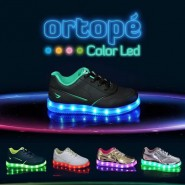T�nis Infantil Ortop� Color LED