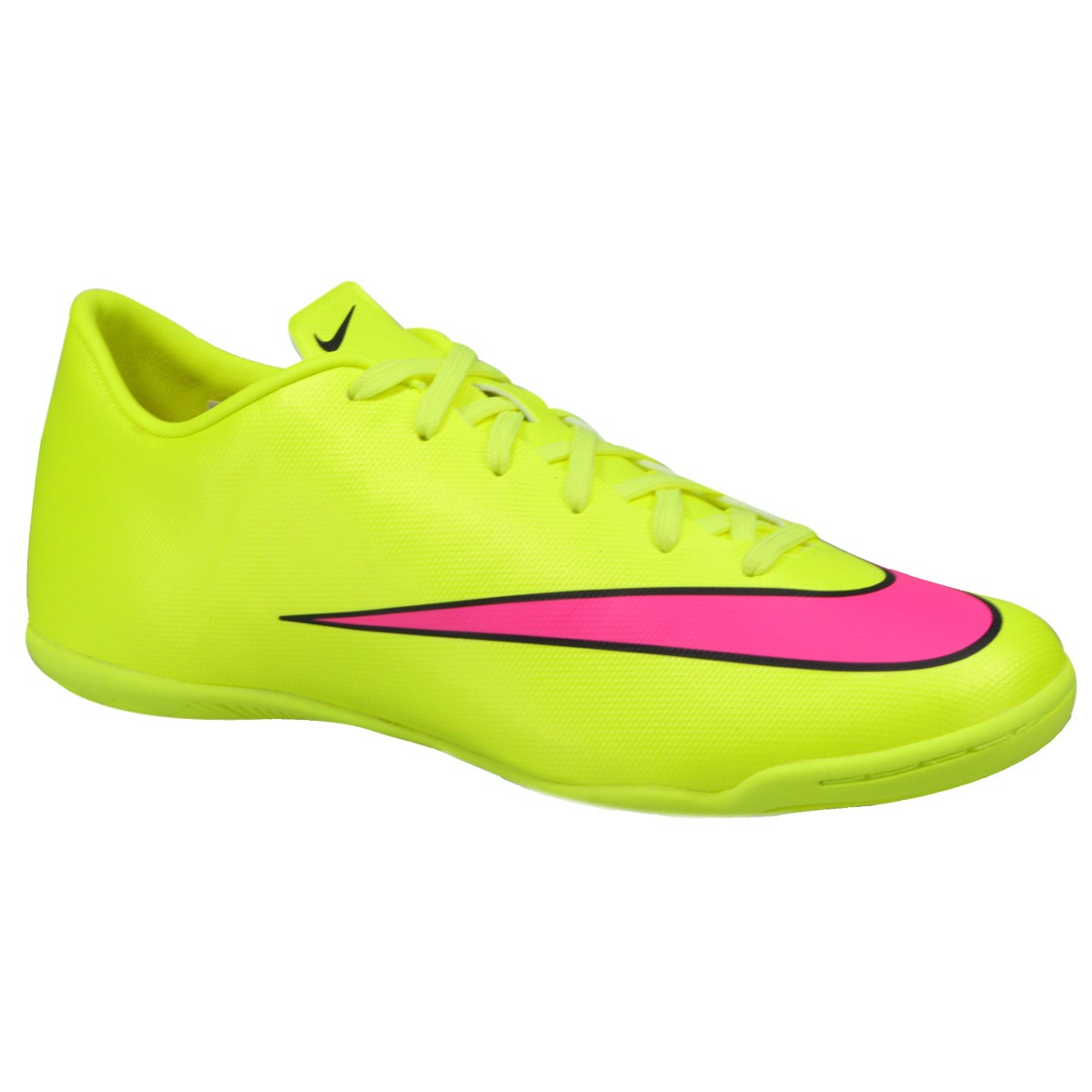 best website d09c0 ace94 ... discount code for chuteira society nike mercurial victory 5 tf  masculina verdebranco indoor nike mercurial victory
