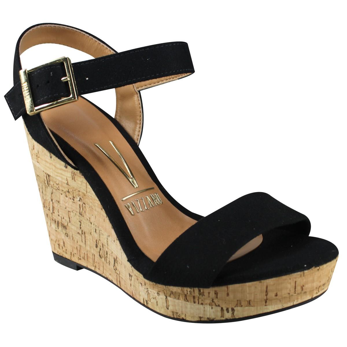 Calçados Sandálias Feminino Vizzano Sandália Plataforma Vizzano