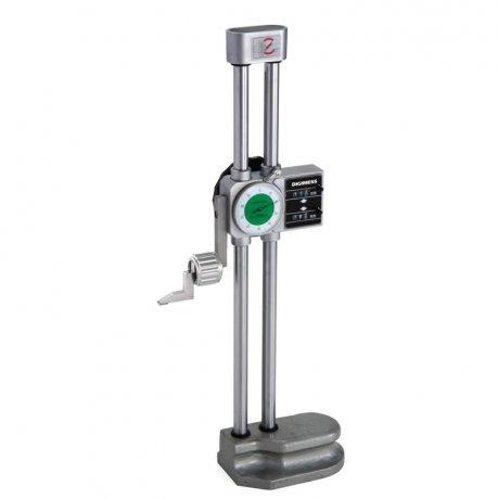 Calibrador Traçador de Altura com Contador Mecânico  - Leit. 0,01mm - 500mm - Digimess