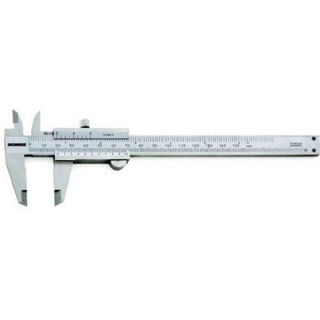Paqu�metro Universal Quadrimensional - 200mm - Leit. 0,02mm - Digimess
