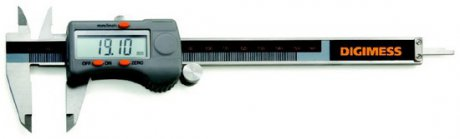 Paqu�metro Digital 300mm - 100.178BL - Digimess