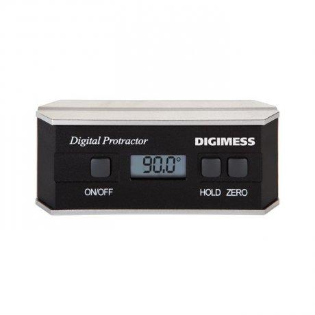 Medidor de Inclinação Digital 360º - Leit. 0,1 - 272.300 - Digimess