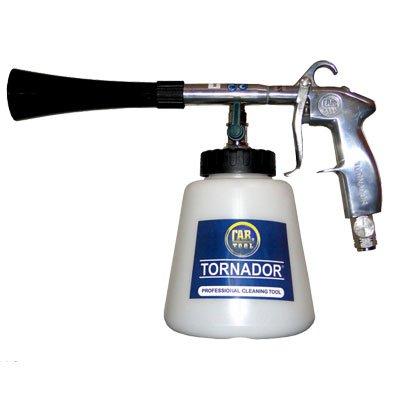 Pistola de Limpeza Tornador Profissional  Black Gun - CarTool