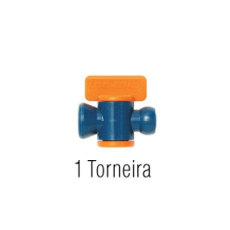 Super Jogo Torneira com Encaixe R�pido 6-A - Fixoflex