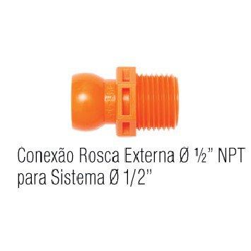 Jogo Conex�o Rosca Externa 1/2