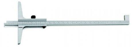Paqu�metro de Profundidade com Gancho - 150mm - Leit. 0,02mm - Digimess
