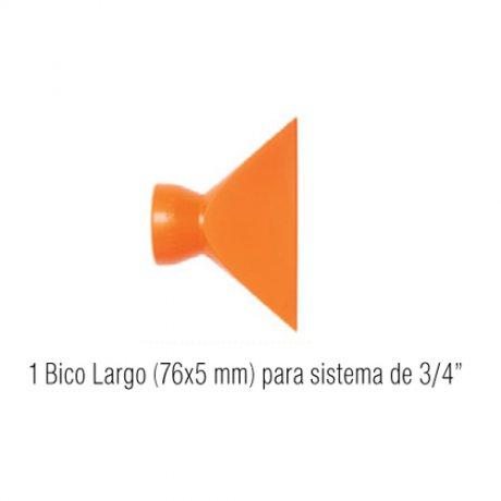 Jogo Bico Largo 6-M - Fixoflex