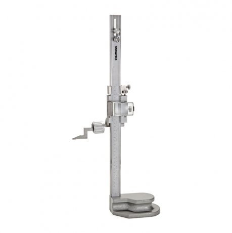 Calibrador Traçador de Altura - Leit. 0,02mm - 1000mm - Digimess