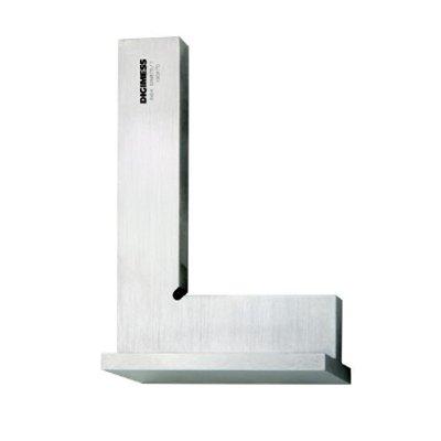 Esquadro de Precis�o com Base - Classe 0 - 100 x 70mm - Digimess