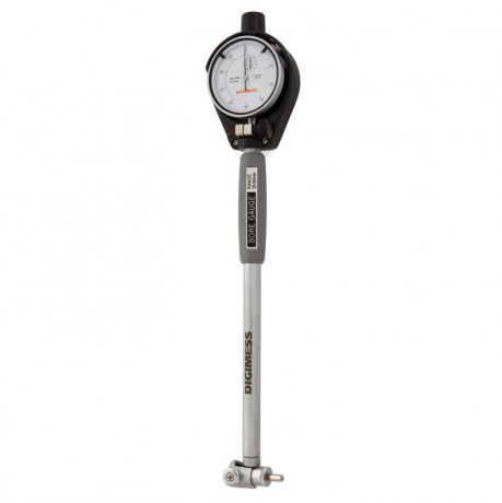 Comparador de Diâmetro Interno (Súbito) 18-35mm (Rosca) - Leit. 0,01mm - Digimess - 130.558