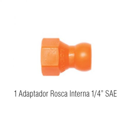 Jogo Adaptador Rosca Interna 22-A - Fixoflex