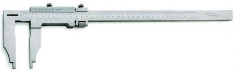 Paquímetro Universal (Bicos Longos 200mm) - 400mm - Leit. 0,02mm - Digimess