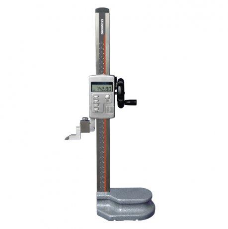 Calibrador Tra�ador de Altura Digital com Uma Coluna - 600mm - Digimess - 100.424