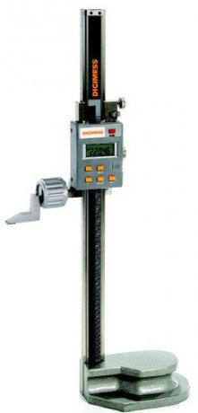 Calibrador Traçador de Altura Digital com Uma Coluna - 450mm - Digimess