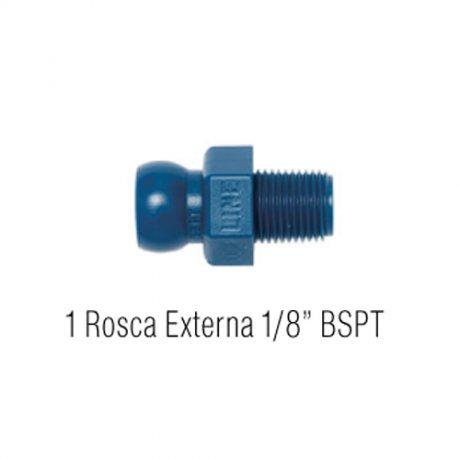 Jogo Rosca Externa BSPT 24-A - Fixoflex