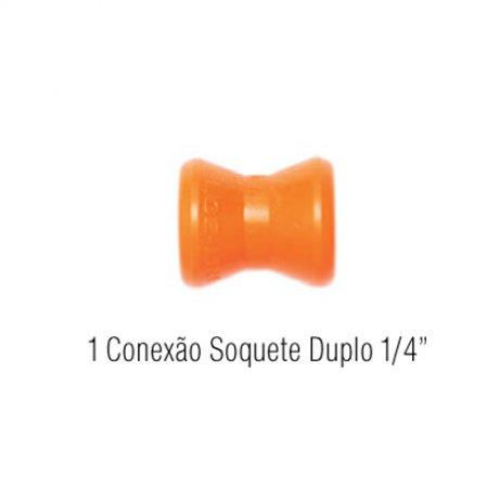 Jogo Soquete Duplo 19-A - Fixoflex