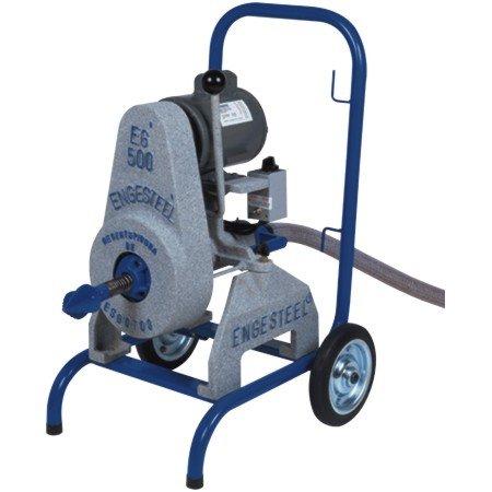 Máquina Desentupidora EG-500-P - Profissional (bivolt) com kit - Engesteel