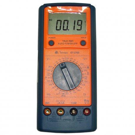 Mult�metro Digital True RMS - 1000V - CATIII - ET-2702 - Minipa