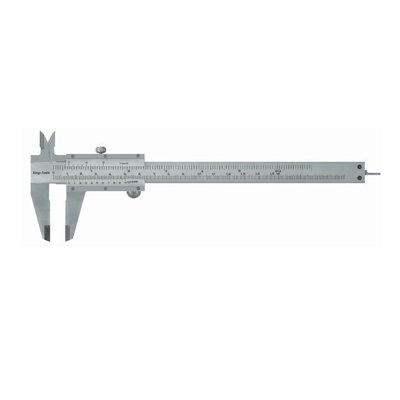Paqu�metro Universal - 150mm - Leit. 0,05mm - Kingtools