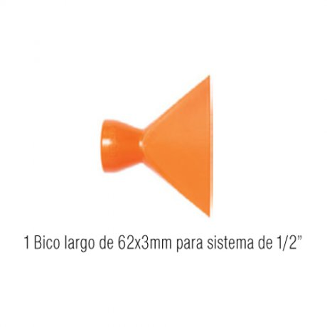 Jogo Bico Largo 6-L - Fixoflex